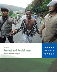 Protest and Punishment, Political Prisoners in Papua